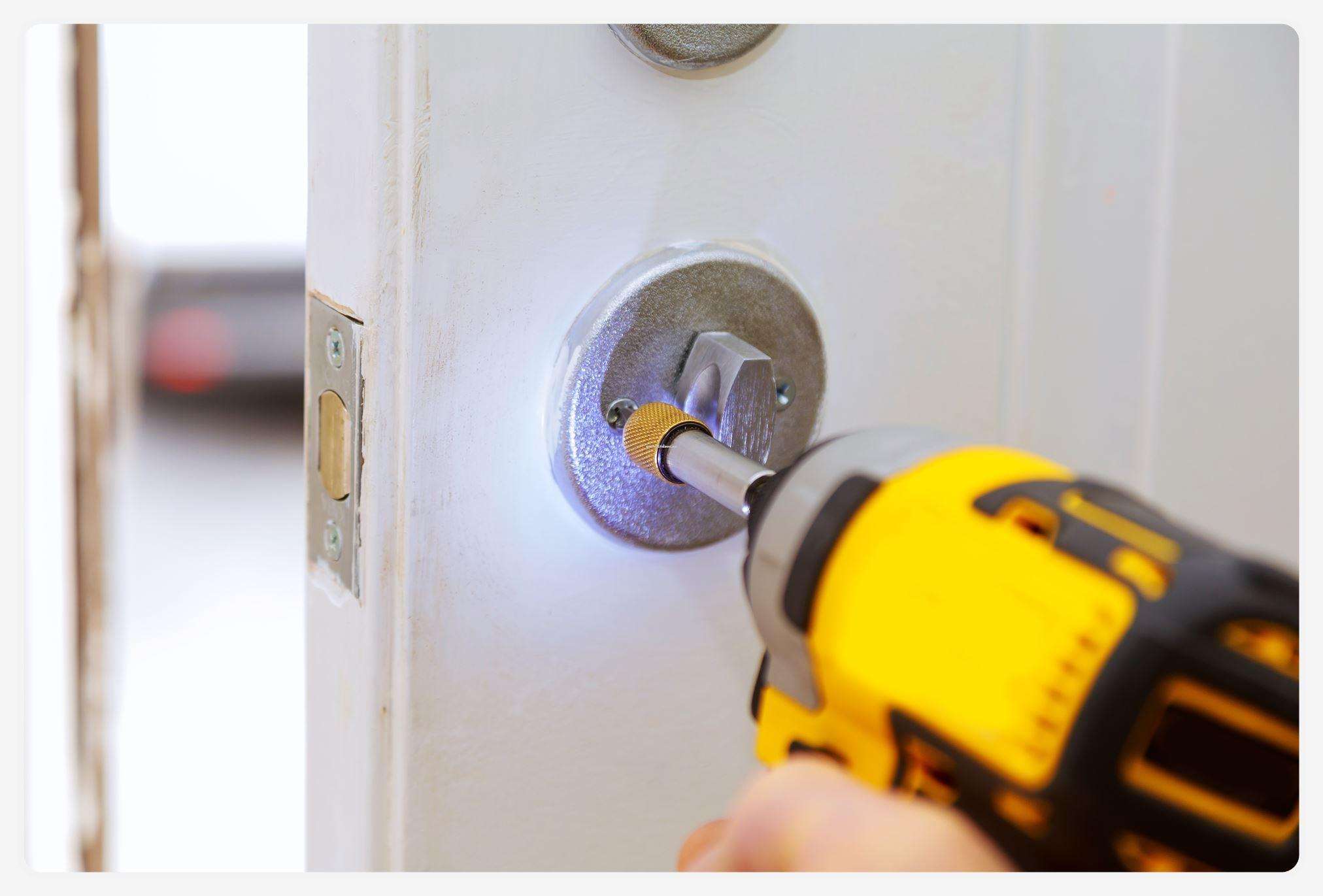 Técnicos del hogar apertura de Puertas